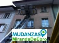 Elevador Mudanzas Miranda de Ebro