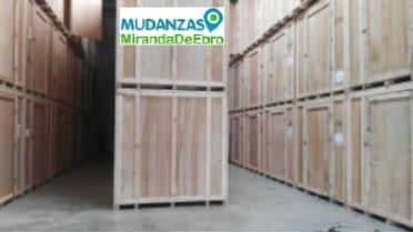 Guardamuebles Miranda de Ebro
