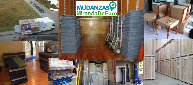 Mudanzas Miranda de Ebro