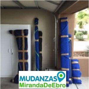 Embalajes en Miranda de Ebro